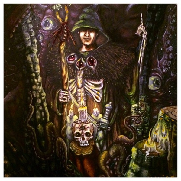 Necromancer by Mani C. Price